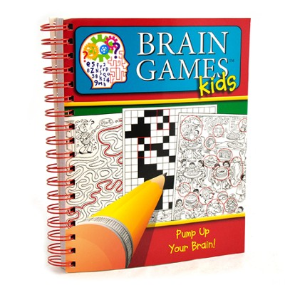 Brain Games Kids # 3  -