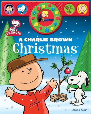Peanuts: A Charlie Brown Christmas Play-A-Sound Book  -
