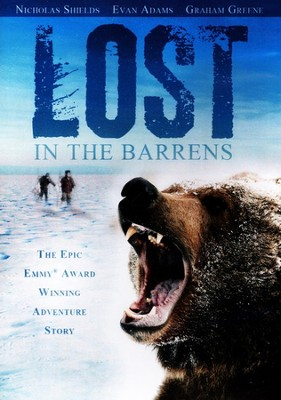 Lost in the Barrens, DVD   -