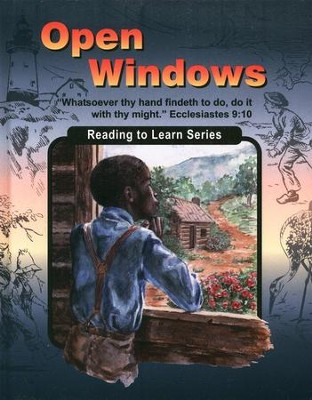 Open Windows Reader, Grade 5   -