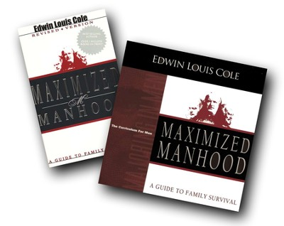 Maximized Manhood Book & Workbook   -     By: Edwin Louis Cole