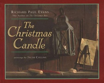 The Christmas Candle   -     By: Richard Paul Evans     Illustrated By: Jacob Collins