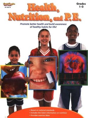 Health, Nutrition, and P.E., Grades 1-2   -