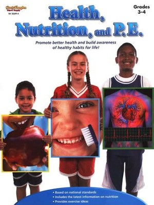 Health, Nutrition, and P.E., Grades 3-4   -