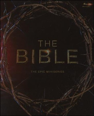 The Bible: The Epic Miniseries, Blu-ray  - Slightly Imperfect  -