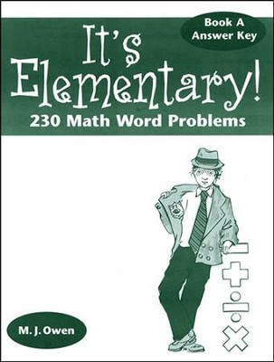 It's Elementary Book A Key  -