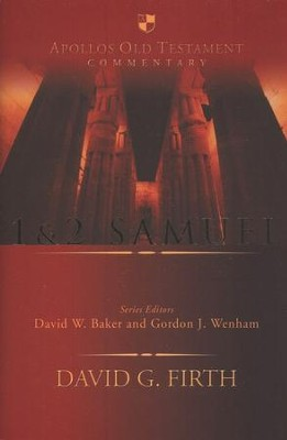1 & 2 Samuel: Apollos Old Testament Commentary [AOTC]  -     By: David Firth