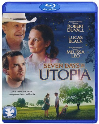 Seven Days in Utopia, Blu-ray    -
