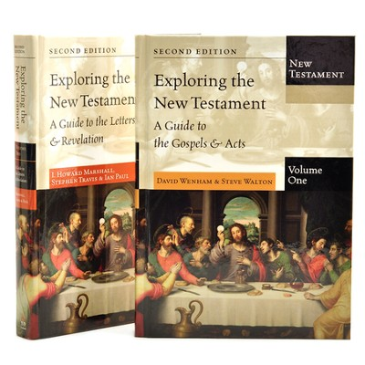 Exploring the New Testament, 2 Volumes   -     By: David Wenham, Steve Walton, I. Howard Marshall