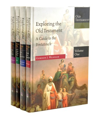 Exploring the Old Testament, 4 Volumes   -