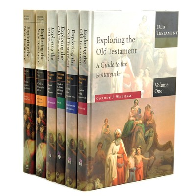 Exploring the Bible Series, 6 Volumes   -