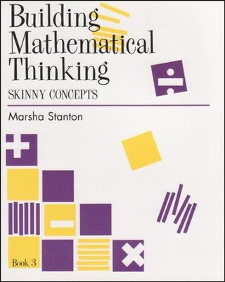 Building Mathematical Thinking Student Book 3  -