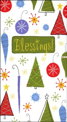 Blessings, Little Inspirations Cards, Box of 16  -