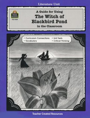 The Witch of Blackbird Pond Literature Guide, Grades 5-8   -     By: Dona Herweck Rice