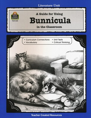 A Guide For Using Bunnicula in the Classroom, Grades 3-5   -