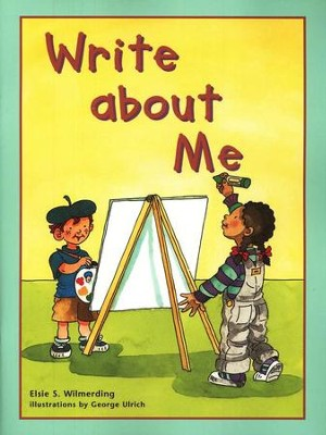 Write About Me, Grade 1   -