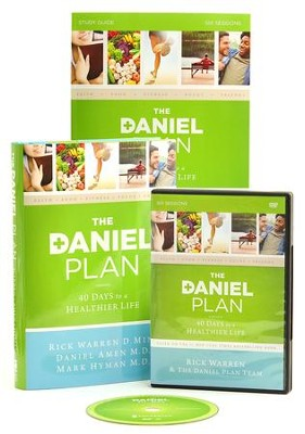 The Daniel Plan Church Campaign Kit: 40 Days to a Healthier Life  -