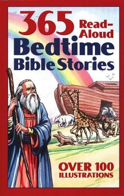 365 Read-Aloud Bedtime Bible Stories   -     By: Daniel Partner
