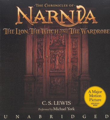 The Chronicles of Narnia:  The Lion, the Witch and The Wardrobe  Movie Tie-In - Audiobook on CD - Slightly Imperfect  -     By: C.S. Lewis