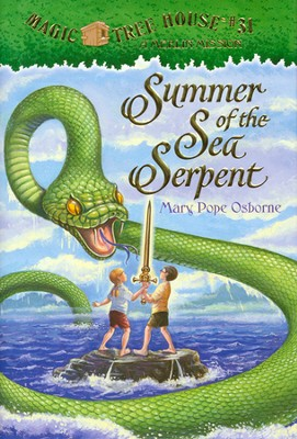 Magic Tree House #31: Summer of the Sea Serpent  -     By: Mary Pope Osborne     Illustrated By: Sal Murdocca