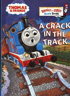 Thomas & Friends: A Crack in the Track, Board Book   -     By: Rev. W. Awdry