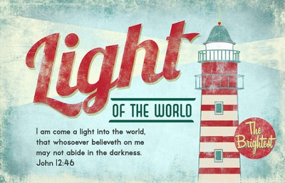 Light of the World Magnet  -