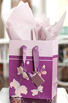 Everything Beautiful Gift Bag, Medium  -