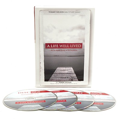 Ecclesiastes DVD Series: A Life Well Lived  -     By: Tommy Nelson