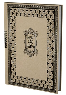 Keep The Faith Journal  -