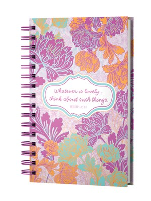 Whatever is Lovely Journal  -