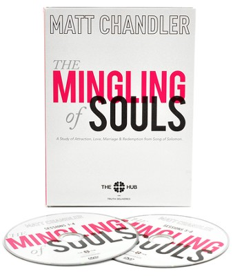 The Mingling of Souls DVD Curriculum: A Study of Love, Marriage & Redemption  -     By: Matt Chandler