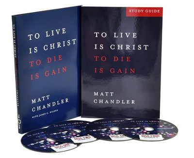 Philippians DVD Series: To Live is Christ & To Die Is Gain  -     By: Matt Chandler
