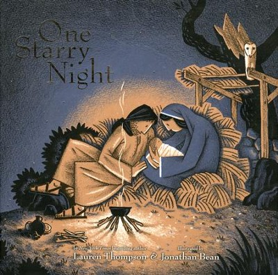One Starry Night  -     By: Lauren Thompson     Illustrated By: Jonathan Bean