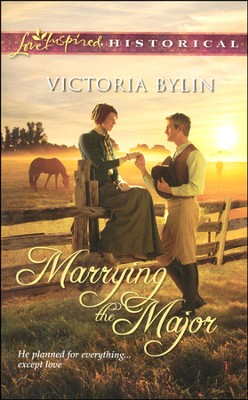 Marrying the Major  -     By: Victoria Bylin