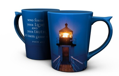 Send Forth Light, Psalm 43:3 Mug  -