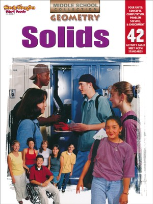 Middle School Geometry: Solids  -