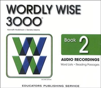 Wordly Wise 3000 Book 2 Audio CD  -