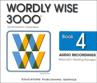 Wordly Wise 3000 Book 4 Audio CD  -