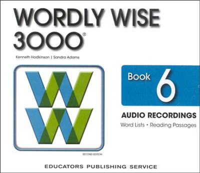 Wordly Wise 3000 Book 6 Audio CD  -