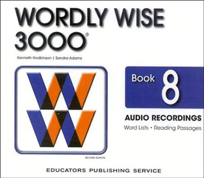 Wordly Wise 3000 Book 8 Audio CD  -