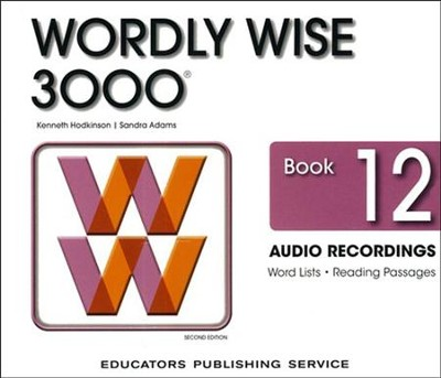 Wordly Wise 3000 Book 12 Audio CD  -