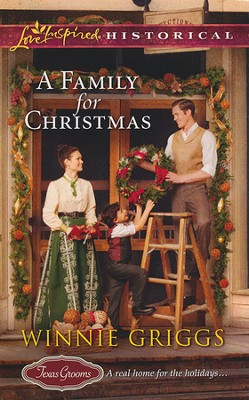 A Family for Christmas  -     By: Winnie Griggs