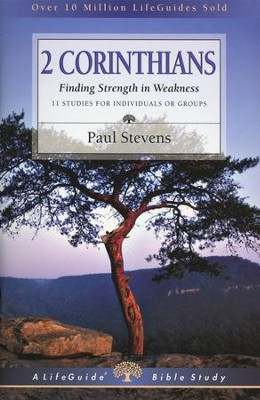 2 Corinthians: LifeGuide Bible Studies, Revised Edition  -     By: R. Paul Stevens