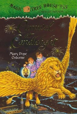 Magic Tree House #33: Carnival at Candlelight - Slightly Imperfect  -     By: Mary Pope Osborne     Illustrated By: Sal Murdocca