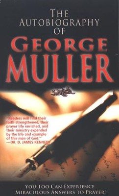 Autobiography of George Muller   -     By: George Muller