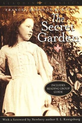 The Secret Garden   -     By: Frances Hodgson Burnett