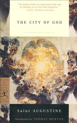 The City of God   -     By: Saint Augustine