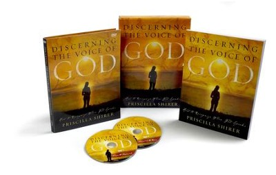 Discerning the Voice of God: How to Recognize When God Speaks, DVD Leader Kit  -     By: Priscilla Shirer