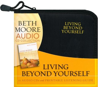 Living Beyond Yourself: Exploring the Fruit of the Spirit (CD set)  -     By: Beth Moore