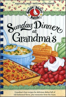 Sunday Dinners at Grandma's Cookbook  -
